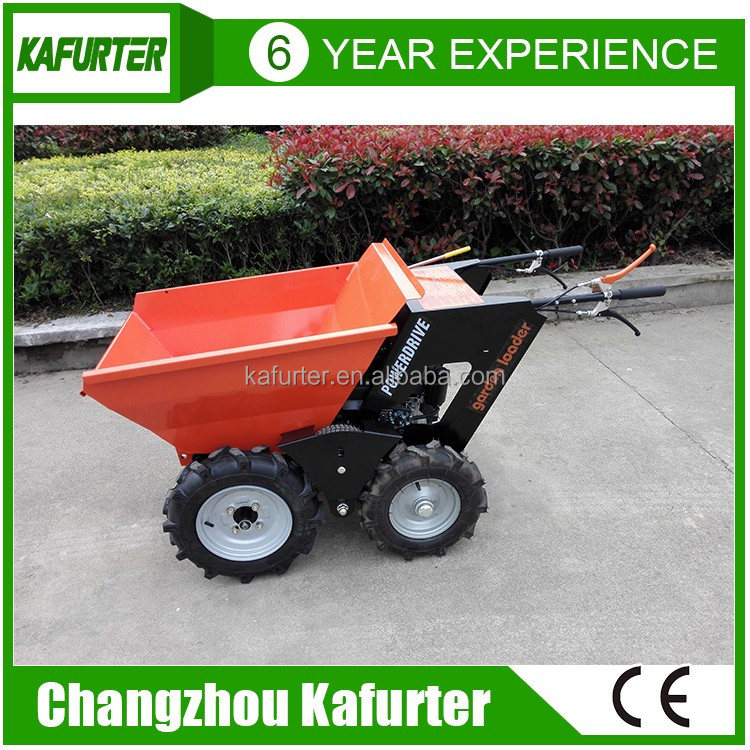 high quality China honda engine muck truck