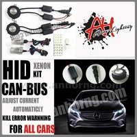 vw golf 5 xenon headlight CANBUS Decoder Anti-Jamming error light canceller hid xenon kit Bulb