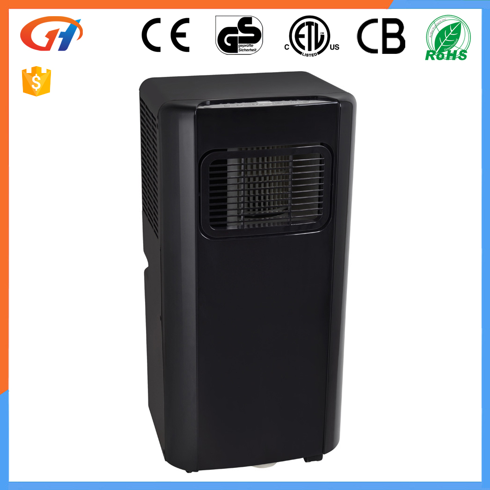 Movable Economical 7000 btu Portable Air Conditioner R410A Low Noise
