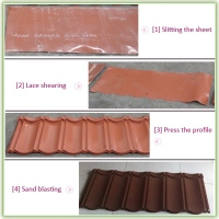 light weight ceramic upvc steel asian style roof tiles for roof making