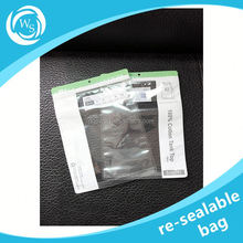 clear plastic bag for fishing lure