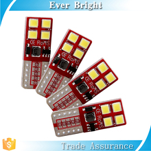 Factory wholesale Price Canbus Auto Led Light Replacement Christmas Car Bulbs 194 2835 8SMD