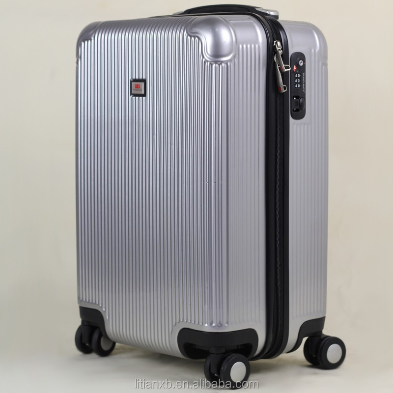 Winner super light striped eminent High Quality luggage