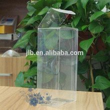 transparent clear plastic folding storage pp packaging box