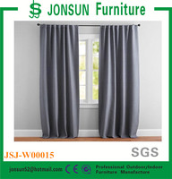 Soft stripe fabric curtains and drapes wholesale air curtain