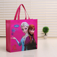 popular reusable non woven shopping bag