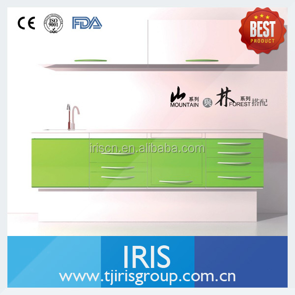 "New Design ""Forest"" series Dental Clinic Cabinets Dental Hospital Cabinet"