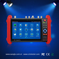 IPS touch screen CVBS AHD CVI TVI SDI ip/analog cctv camera tester