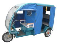 new energy electric tricycle with solar tricycle goods