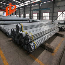 Dn 125 ! prime standard erw gi railing factory astm a500 big sale round galvanized steel pipe
