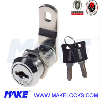 MK110-7C Laser Key System Core Replaceable Cam Lock for Locker