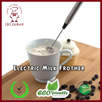 Coffee Automatic Electric Milk Frother,Mini Stainless Steel Wire egg Whisk/electric egg beater