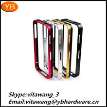 metal aluminium bumper frame case for mobile