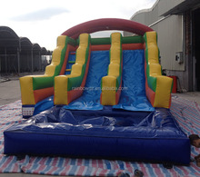 Cheap Garden Commercial Used Inflatable Water Slides For Sale