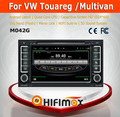 Hifimax S160 series VW TOUAREG/MULTIVAN android car multimedia android 4.4.4 HD 1024*600 with 4 Core CPU