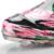 Fashionable transparent rain boots women W-6040