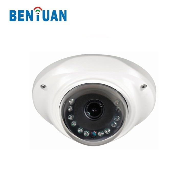 BenYuan 1080P mini 180degree dome fisheye ip camera