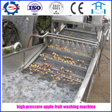 Full automatic tomato washing machine tomato cleaning machine