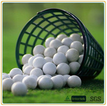 Wholesale double-deck training golf balls