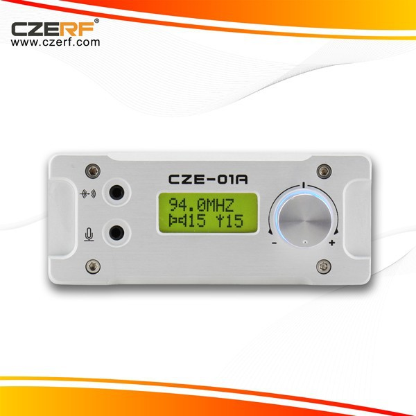 PC Control CZE-01A 1W FM Transmitter Personal Hearing Amplifier