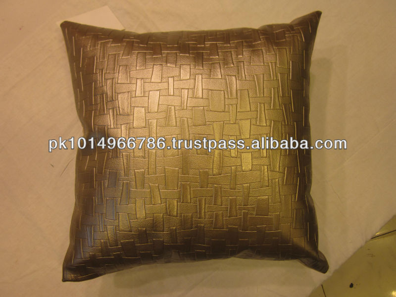 CUSHION COVER FABRIC LEATHER LOOK NEW LATEST DESIGN ETHNIC DECORATIVE FANCY SOFA SET WHOLESALERS THROW COTTON