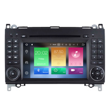 Newest Quad Core Pure Android 6.0 Car Multimedia system for mercedes B200 A Class Support rear camera DVR