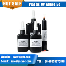 Curing In 3 Seconds UV Glue For Acrylic Clear PMMA to Metal UV Curing <strong>Adhesive</strong> Transparent Shadowless <strong>Adhesives</strong>