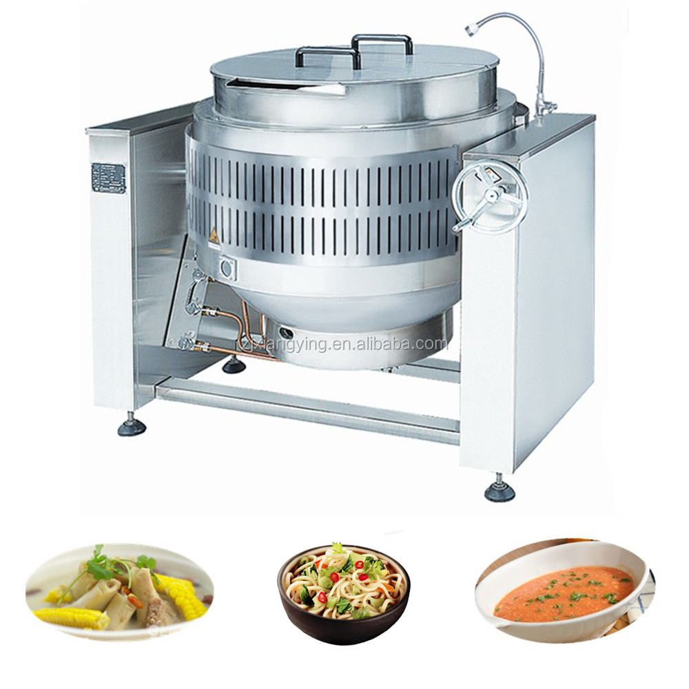 Industrial Cooking Equipment ~ Xygt h industrial kitchen equipment gas heating soup