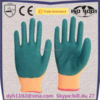 Factory Price Farming Gloves Latex