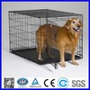commercial metal dog show dog cage/welded wire mesh dog cage