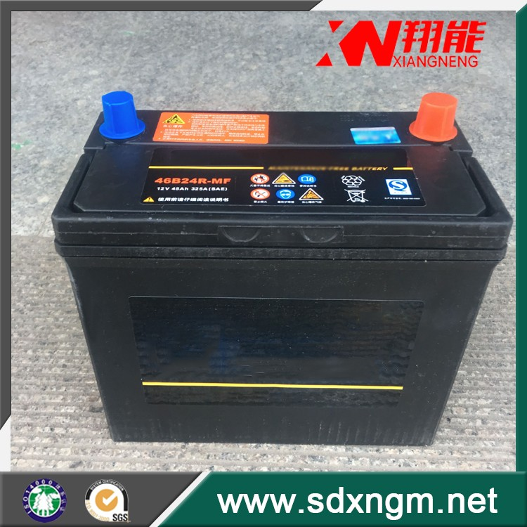 Dry charged super quality Auto start car battery