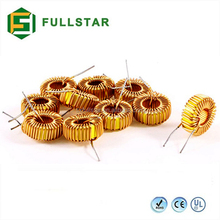 Copper Air Coil Self-bonded Air Coil with Wide Inductance and Various Dimensions