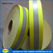 High light reflective fabric for clothing