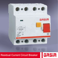factory price rccb 2p 40a 30ma