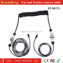 5 PIN Pure PVC Professional Trailer Cable Link with 4 PIN Aviation Connector
