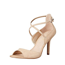 Best quality high heels shoes women cross straps lady sandal