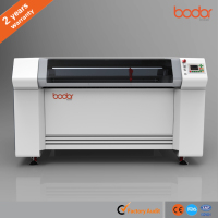 CO2 Laser Engraving cutting wood machine