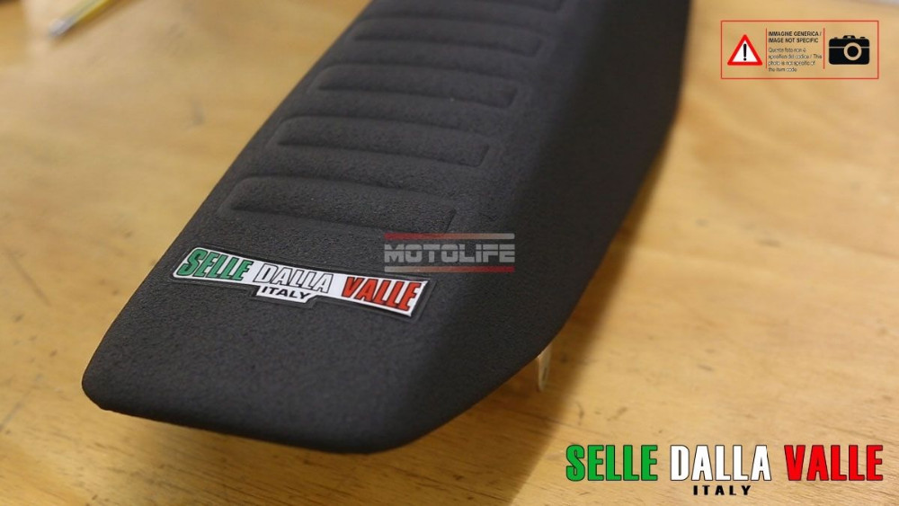 SEAT COVER MOTORBIKE ORIGINAL ITALY DALLA VALLE SEAT COVER