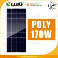 Polycrystalline silicon 160w 165wp 150 watt panel 12v 150w solar kit