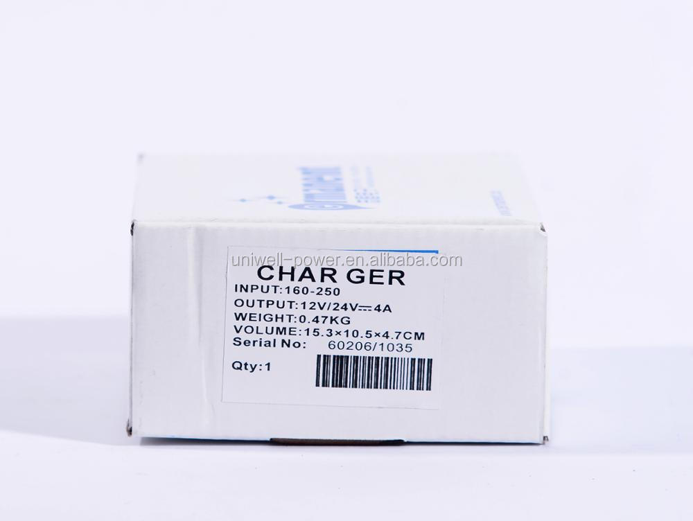 Factory price diesel generator battery charger 4A 6A 10A