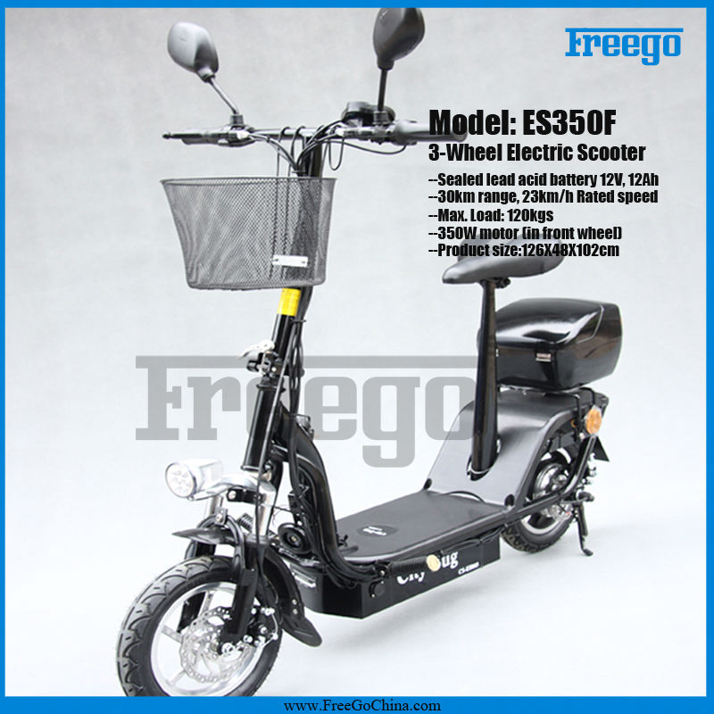 Best Selling EEC Approved off road electric scooter