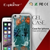 Shenzhen diy cellular phone cover for sublimation cover 3d