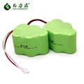 Customize safely used PCB ni-mh batteries SC 3000mah 6.0v nimh rechargeable battery pack for Vacuum Cleaner