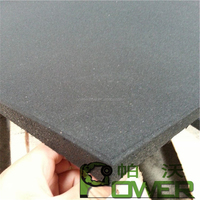 Factory Direct Environment Friendly Rubber Tiles