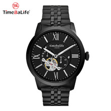 Cheap Stainless Steel Band Automatic Mechanical Movt Luxury Brand Men Watches
