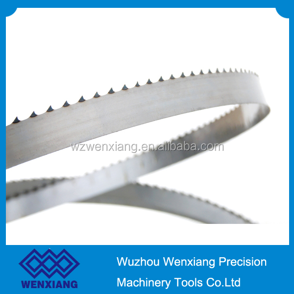 China Export SK5 Band Saw Blade Food Tools Meat Cutting Tools