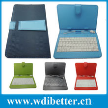 PU Leather For Tablet PC Epad Apad 7 inch Keyboard Case Cover