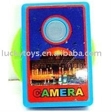 Toy picture-viewer camera