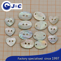 2015 Manufacture different shape Agoya shell buttons