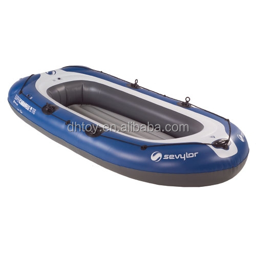 inflatable pirate boat sailing